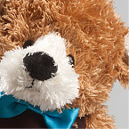 Holly Brown Teddy bear