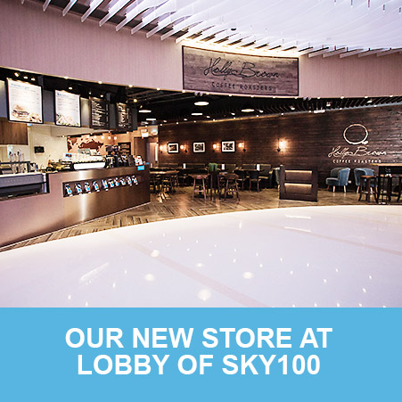 Our new store at Lobby of Sky100