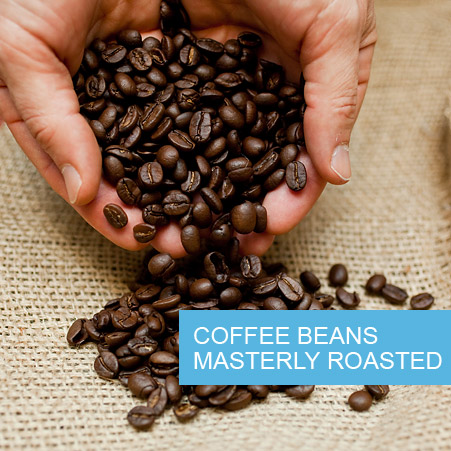 Coffee Bean Masterly Roasted