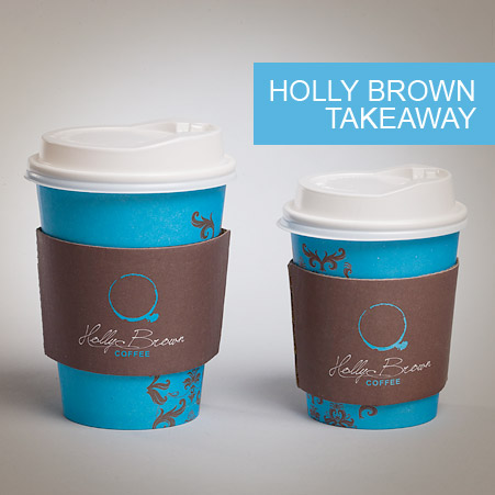 Holy Brown Take Away